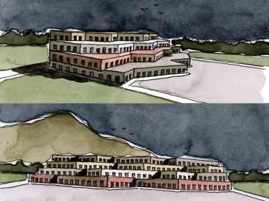architettura a gradoni 1a