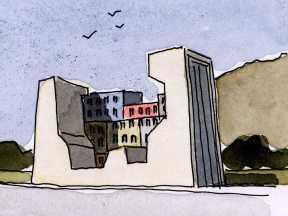 architettura racchiusa 2b