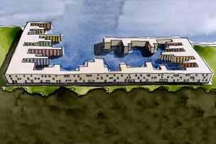 architettura scalettata 1b