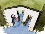 architettura scomposta 60a