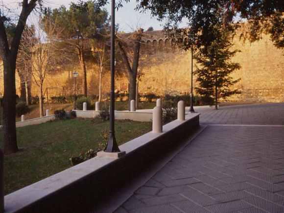 Riqualificazione area lungomura e nuova piazza 2
